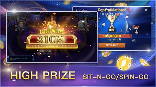 Sohoo Poker-Texas Holdem Poker 5.0.10 screenshots 11
