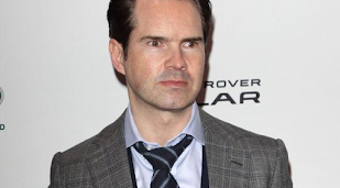 Jimmy Carr is considering getting a hair transplant