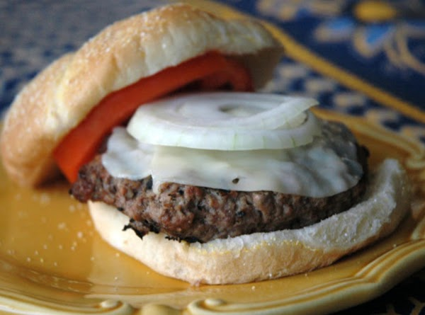 Heavenly Hamburgers Fresh Off the Grill