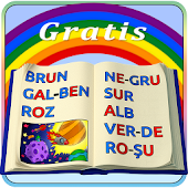 Learn to Read in Romanian - Colors