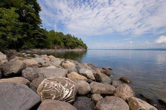 Photo: Shoreline, Knight Island State Park