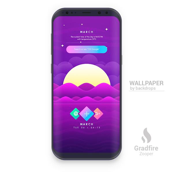 Gradfire Zooper v1.1.3 [Paid]