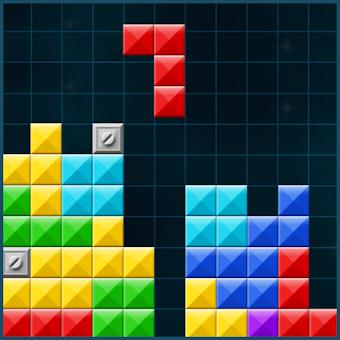ブロックパズルゲームの伝説