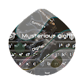 Mysterious night GO Keyboard icon