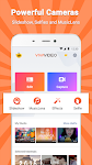 screenshot of VivaVideo - Video Editor & Photo Movie