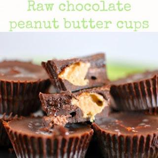 Raw Peanut Butter Desserts Recipes.