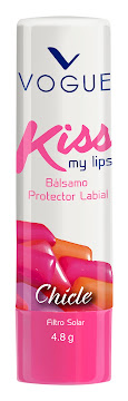 Protector Labial Vogue Kiss My Lips