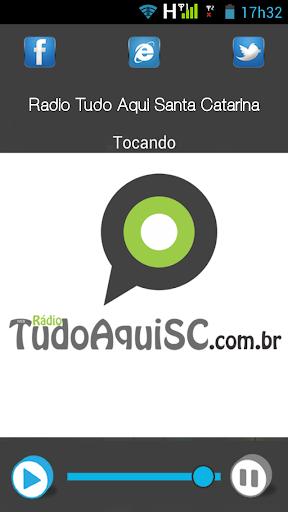 Rádio Tudo Aqui Santa Catarina