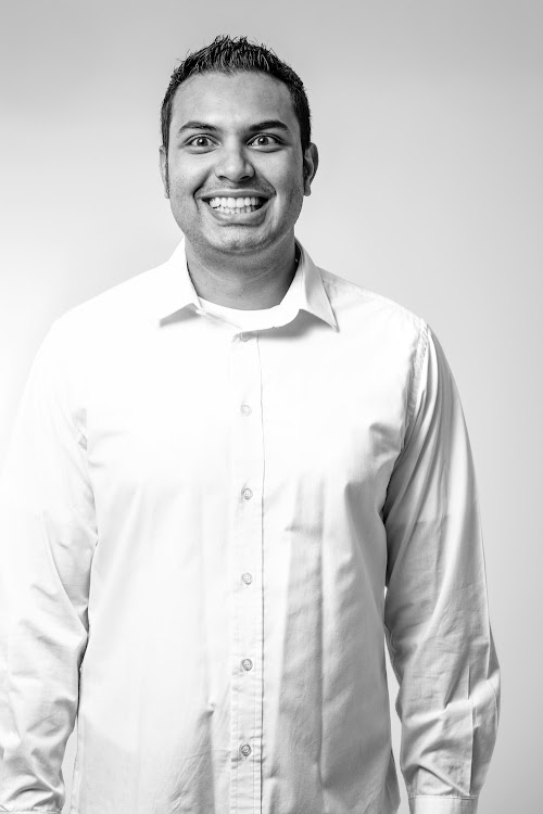 Reshal Ramnarayan, financial manager. Picture: SUPPLIED/JOE PUBLIC