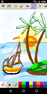 Kids Paint Screenshot