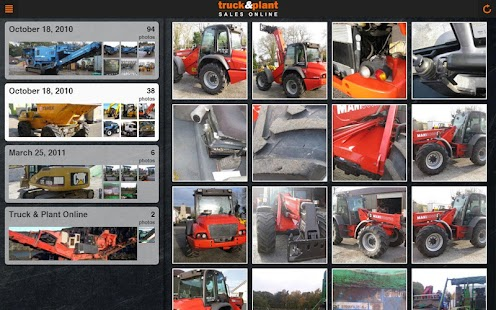 Truck & Plant Sales Online- screenshot thumbnail
