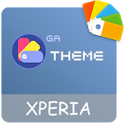 COLOR™ Theme | BLUE - Design For SONY