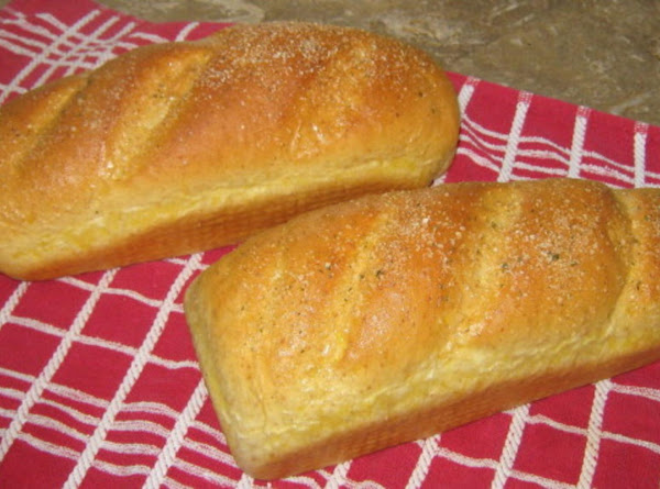 French Bread (for Bread Machine) Recipe