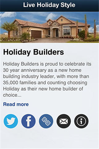Holiday Builders- screenshot
