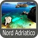 North Adriatic Sea GPS Map Navigator icon