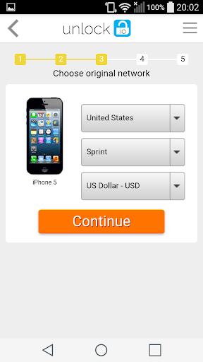 SIM Unlock Sprint & Boost Mobile  screenshots 3