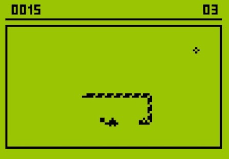 Snake 2000: Classic Nokia Game- miniatura screenshot