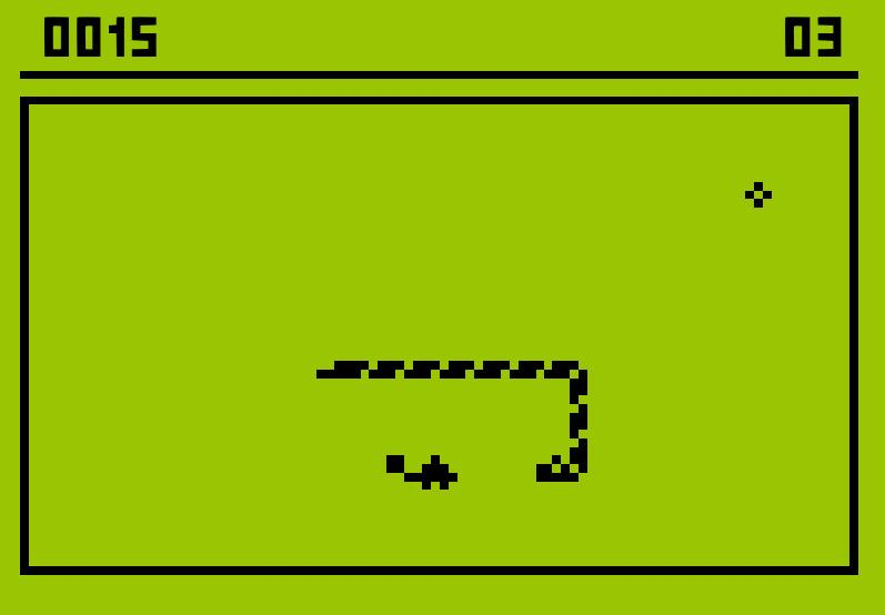 Snake 2000: Classic Nokia Game- screenshot