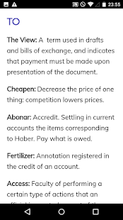 Accounting Dictionary - náhled