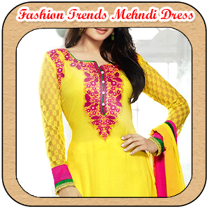 Tải Fashion Trends Mehndi Dress APK