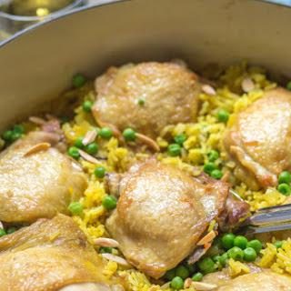 Easy Chicken Biryani (all in one pot)