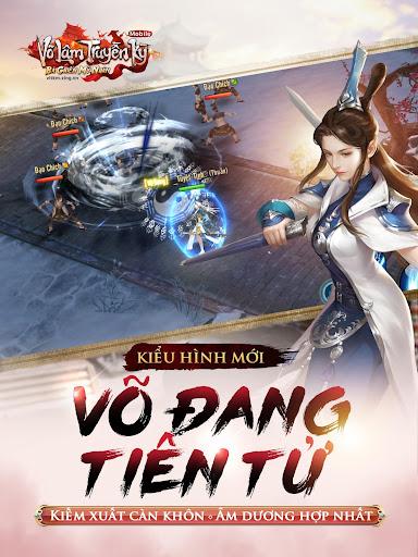 Vu00f5 Lu00e2m Truyu1ec1n Ku1ef3 Mobile - VNG  gameplay   by HackJr.Pw 9