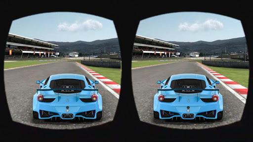 VR赛道赛车速度