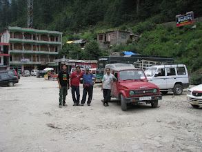 Photo: Reached Manikarn from Bunter