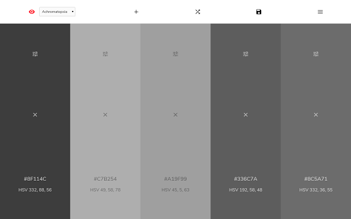 Pigments - Color Scheme Generator screenshots 13