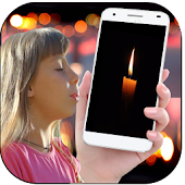 Candle Flashlight – Candle Flame App