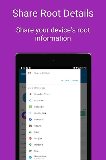 Root Check 4.4.1.0 screenshots 17