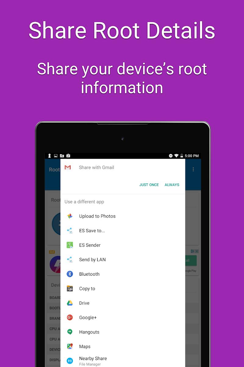 Root Check Screenshot 16