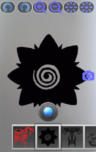 凸輪部落紋身