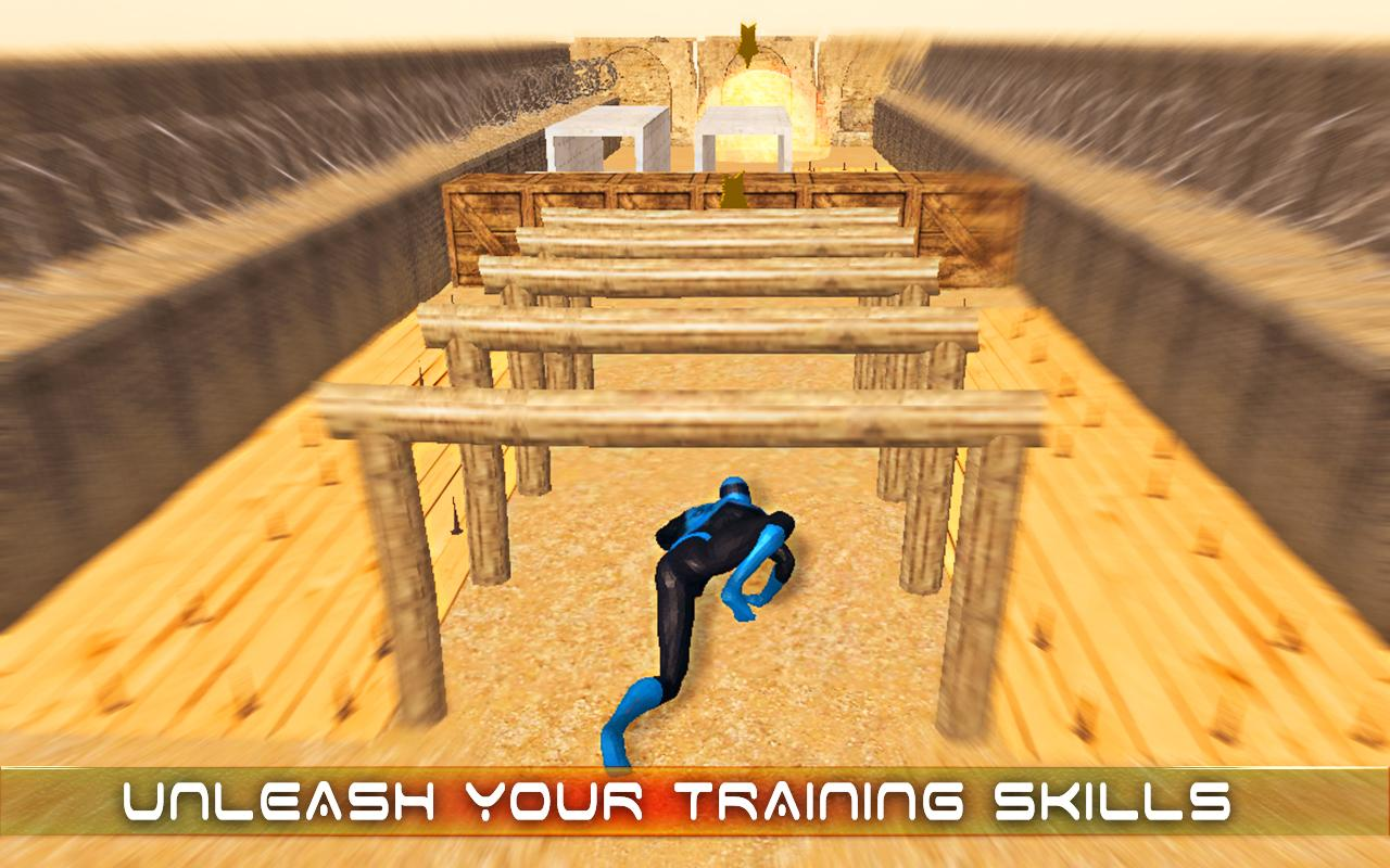 Elite Spider Training Free- screenshot