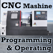 CNC Machine Programming and Operating Videos App