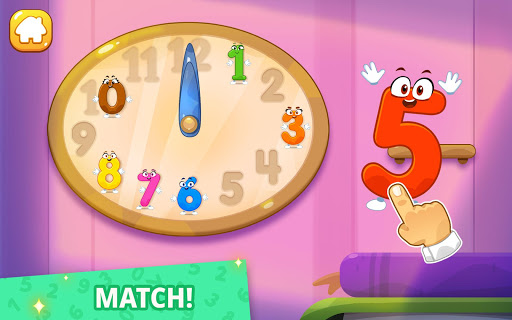 Numbers for kids! Counting 123 games!  screenshots 18