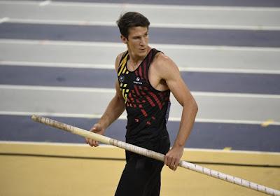 Van der Plaetsen perd une place sur la dernière épreuve de l'heptathlon