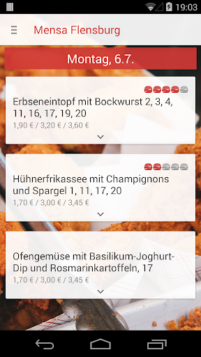 Mensa Flensburg