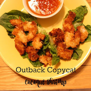 Outback Copycat Coconut Shrimp