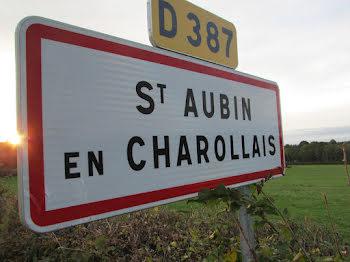 terrain à Saint-Aubin-en-Charollais (71)