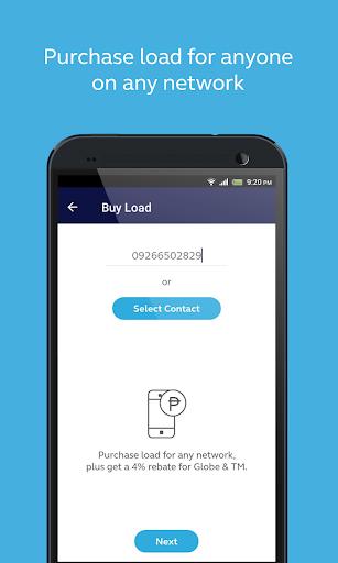 GCash - Buy Load, Pay Bills, Send Money screenshot 3