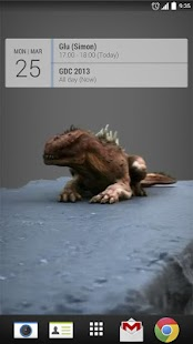 How to get Monster Lizard 3D Live Wallpap patch 2 0 apk for pc