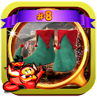 # 8 Hidden Objects Games Free New Christmas Dreams icon
