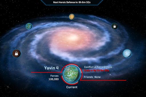 Star Wars™: Commander screenshot 6