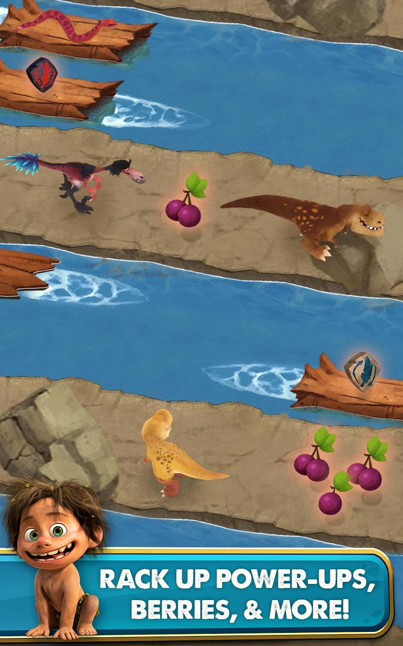 Good Dinosaur: Dino Crossing screenshot #2
