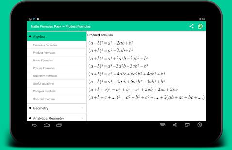 All Math formula 6