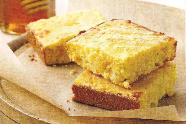 Pineapple Cheddar Cornbread Recipe