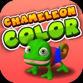 Color Chameleon Puzzle
