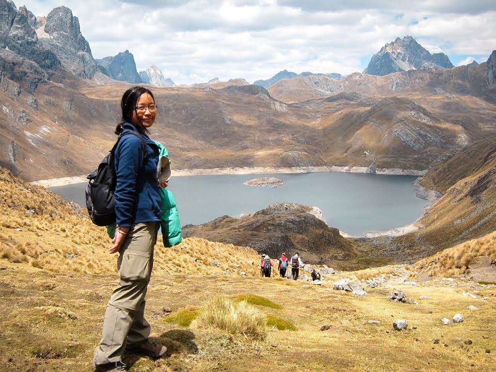 10 day trek Huayhuash