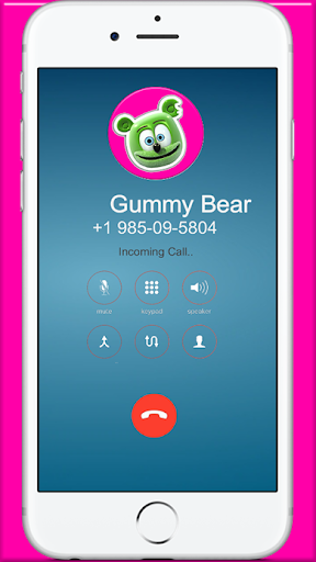 📞Call Music From Gummy Bear